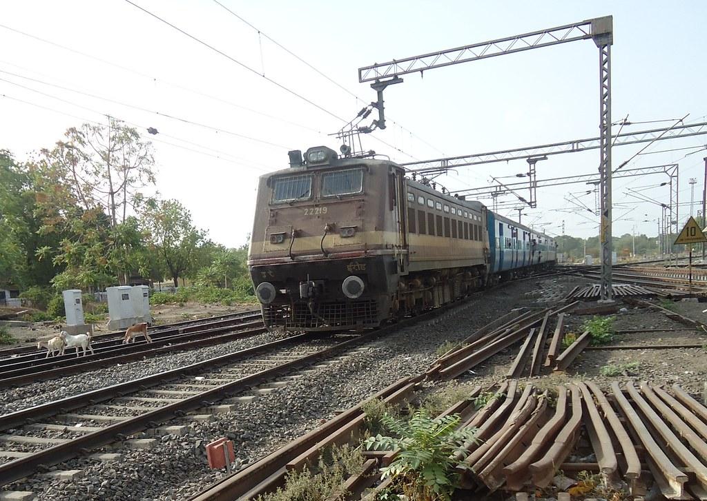 Tamil Nadu sf express
