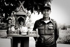 Mr Somsak Khommen - Police of Chiang Maï