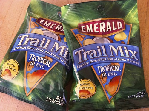Emerald Tropical Trail Mix