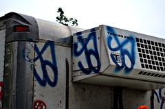 Ja (Now It's Real!) Tags: new york city nyc ny brooklyn graffiti graf tags trucks graff ja xtc bk bkay jaone