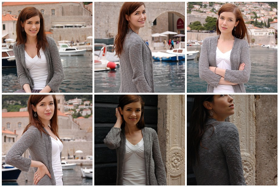 Holiday Cardigan, Dubrovnik
