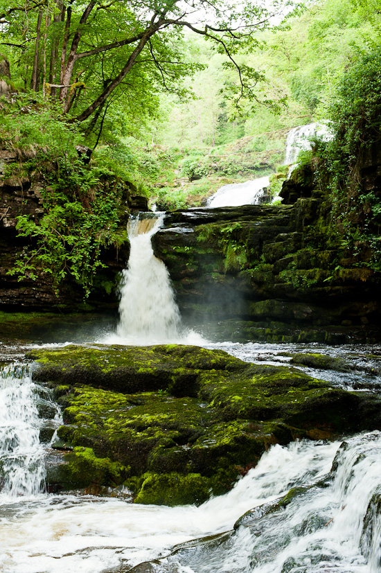 Brecon Beacons waterfalls