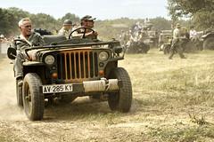 Jeep (dprezat) Tags: truck army jeep autos locomotion militaire usarmy lafertéalais cerny sonyalpha700