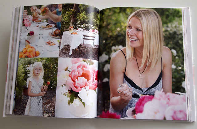 Gwyneth Paltrow Notes from... inside photos