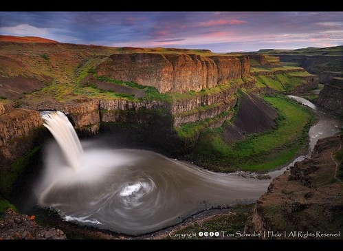 The Palouse Swirlpool by pdxsafariguy