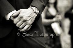 Wedding day (Siscafoto) Tags: life wedding man love blancoynegro canon blackwhite details emotions detalles biancoenero eventi emozioni bwemotions particolarmente espressionidellanima