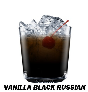 Vanilla Black Russian