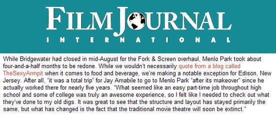 Film Journal International 3/23/2011