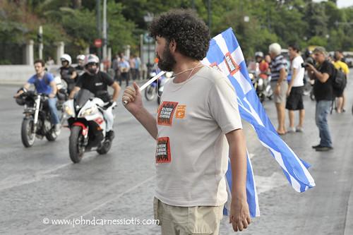 Indignados Griegos 100