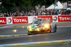 24H du Mans 2011 - Porsche GT3 RSR (Alexis Goure) Tags: auto alexis france car race speed canon automobile track 911 automotive du voiture racing course mans le coche porsche hours motor endurance motorsport dunlop vitesse gt3 997 24h wagen heures rsr goure sixela alexisgoure
