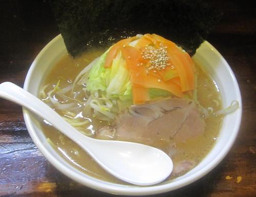 吉ラーメン@麺ダイニング吉(桜台)