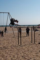 Muscle Beach, Santa Monica