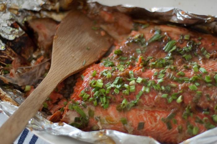 -andrew ginger salmon