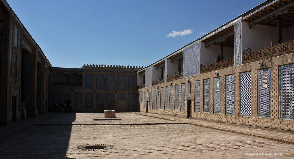 Harem du Palais de Tosh-Khovli