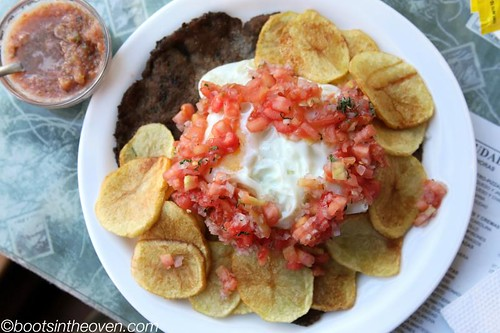 Silpancho - Bolivian Steak n' Eggs