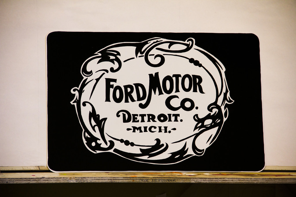 Ford Motors Co. Detroit Mich.