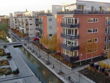 Hammarbi, bairro sustentável