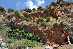 Riserva naturale dello Zingaro (TP) (Mario Sabbatelli) Tags: summer rocks child sicily scopello naturale riserva