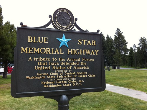 Blue Star Memorial Highway by teach.eagle