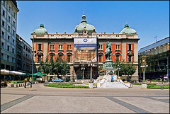 National Museum of Serbia - Belgrade (Katarina 2353) Tags: old film museum architecture buildings photography nikon image serbia national belgrade beograd srbija katarinastefanovic katarina2353