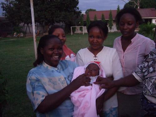 Mamas with Diarmuit