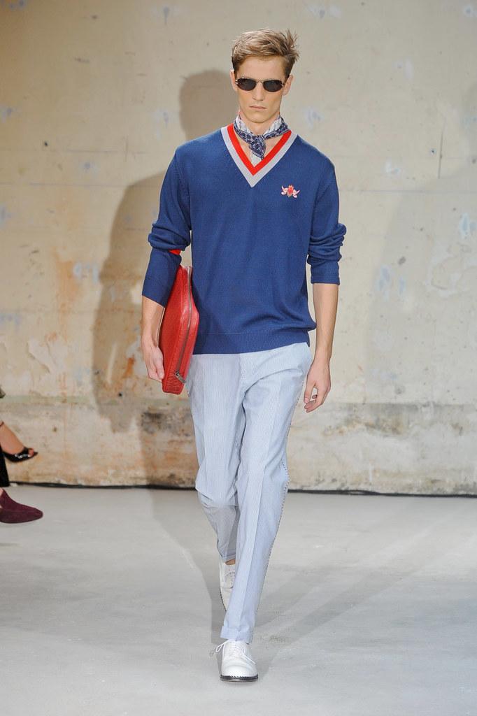 SS12 Paris Christian Lacroix014_Peter Bruder(Homme Model)
