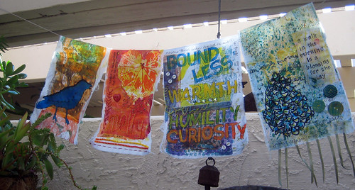 prayer flag # 4