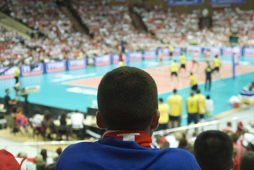 Poland - Brazil / Spodek / Katowice