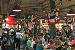 Reading Terminal Market Lunch
