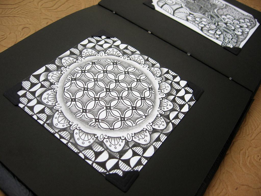 Album para Zentangles