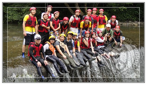 第3期烏來溯溪體驗課程167