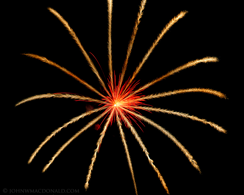 Greely Fireworks 2011