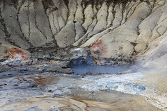 Krsuvk Reykjanesi (Magns B. skarsson) Tags: iceland sulphur hotspring sland reykjanes krsuvk thermalarea hverir geothermalarea hverasvi