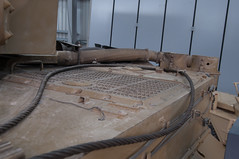 T131 Cable stowage rear (VstromJ) Tags: pz vi 131 pzvi tiger131 fury
