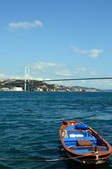 Bosphorus Bridge (Ali Enes M.) Tags: nikon dslr d5100 istanbul stambol stambul stambule turkey trkiye turecko trkei turcji turcja trk turk skdar kuzguncuk boaz boazkprs bosphorus yaz lato summer sommer 2016 new fresh yeni eyll september 8thofseptember 2bin16