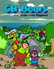 C.B. Bears (slappy427) Tags: jonnyquest disney spaceghost scoobydoo 1970s flintstones park jetsons bears muttley yogibear bettyrubble huckleberryhound fredflintstone barneyrubble hannabarbera johnnyquest topcat saturdaymorningcartoons wilmaflintstone snagglepuss elephant 1960s quickdrawmcgraw laffalympics pebblesandbammbamm dinoflintstone bump cb jellystone hustle boogie undercover
