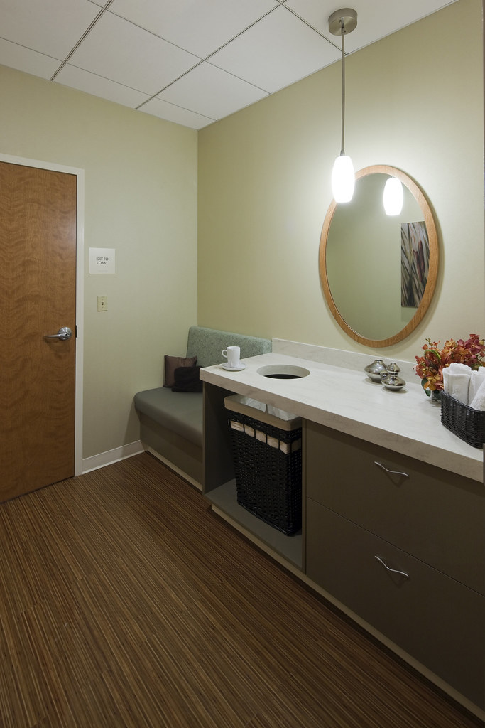 Private Patient Dressing Room