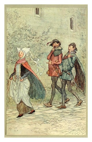 010-The merry wives of Windsor 1910- Hugt Thomson
