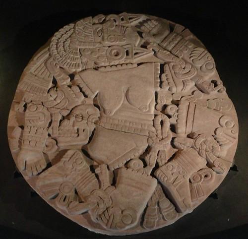 Diosa mexica de la Luna, Coyolxauhqui