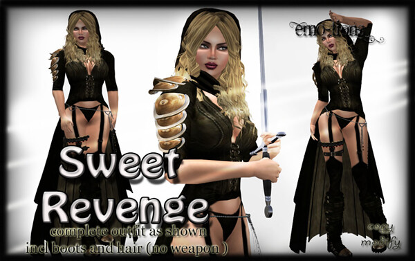 SWEETREVENGEoutfit