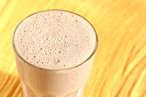 Sweet Red Bean Shake