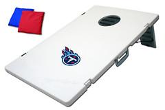 Tennessee Titans TailGate Toss 2.0 Plastic Cornhole Boards