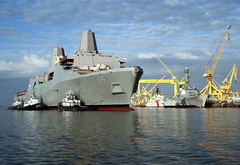 photo of USS Arlington