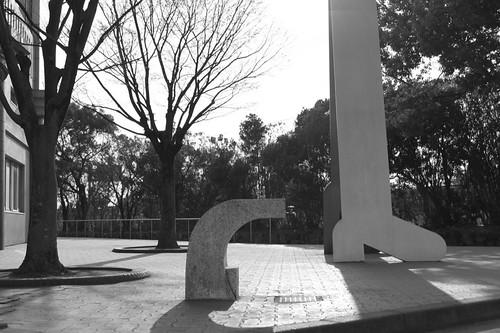 公園の一角
