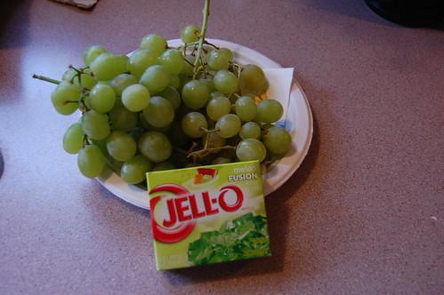 glitter grapes