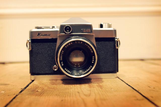 Kowa SE camera