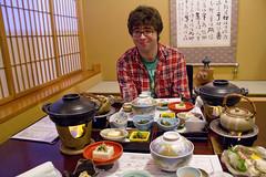 Kanaguya Onsen - food
