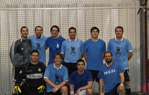 Winter II 2011 Playoff Runners Up