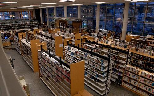 Richmond Main Library