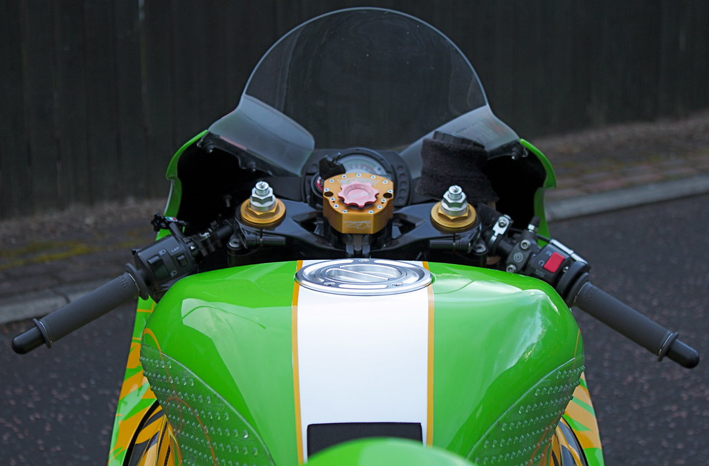 Kawasaki ZX6R 5586099160_1795e179e6_b